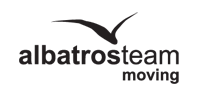 Albatros moving